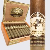 Esteban Carreras Esteban Carreras Mr. Brownstone Habano Toro Grande