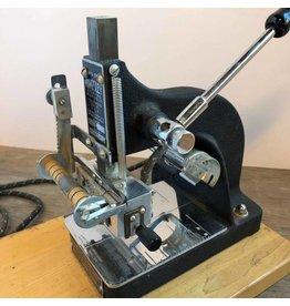 Kingsley hot foil stamping machine