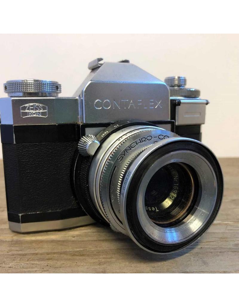 Camera - Zeiss Ikon Contaflex IV