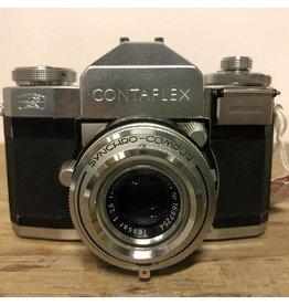 Zeiss Ikon Contaflex IV camera