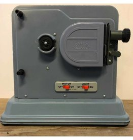 Battery powered 8mm film projector