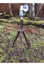 Tripod - AGFA -Ansco adjustable field camera tripod