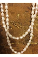 Necklace - freshwater pearl, 30""