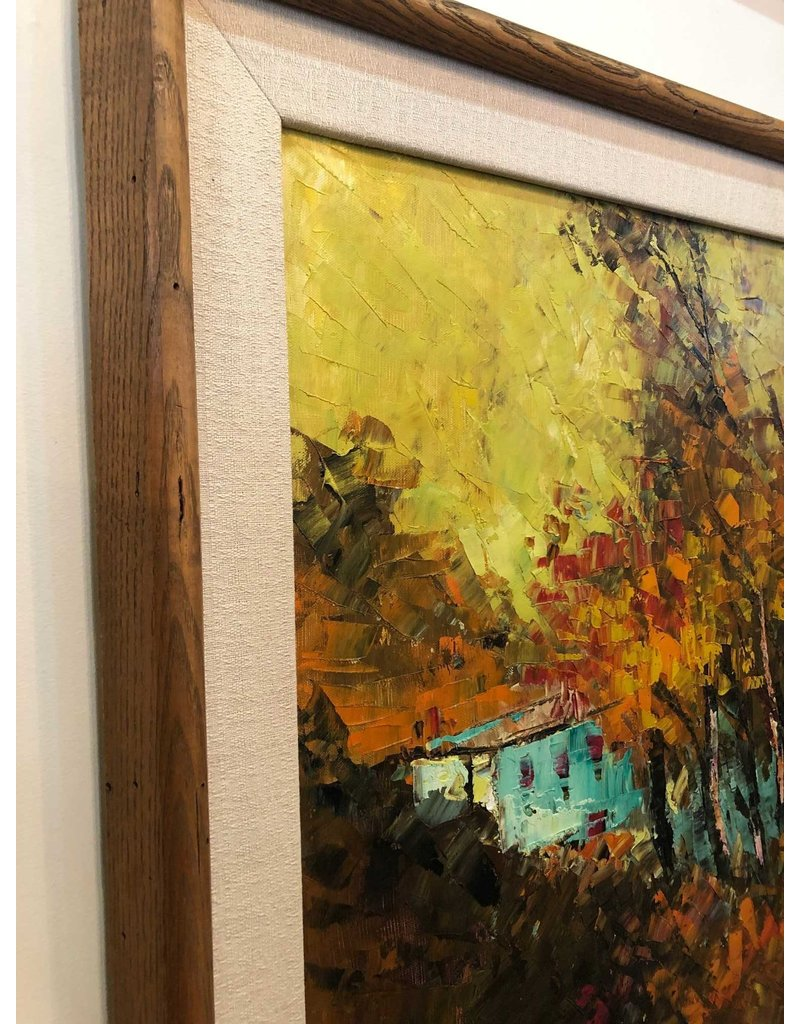 Painting - Oil, signed W. Wills
