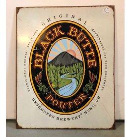 Black Butte Porter sign