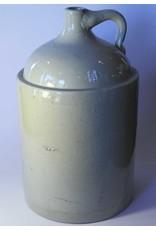 Crock jug - with handle