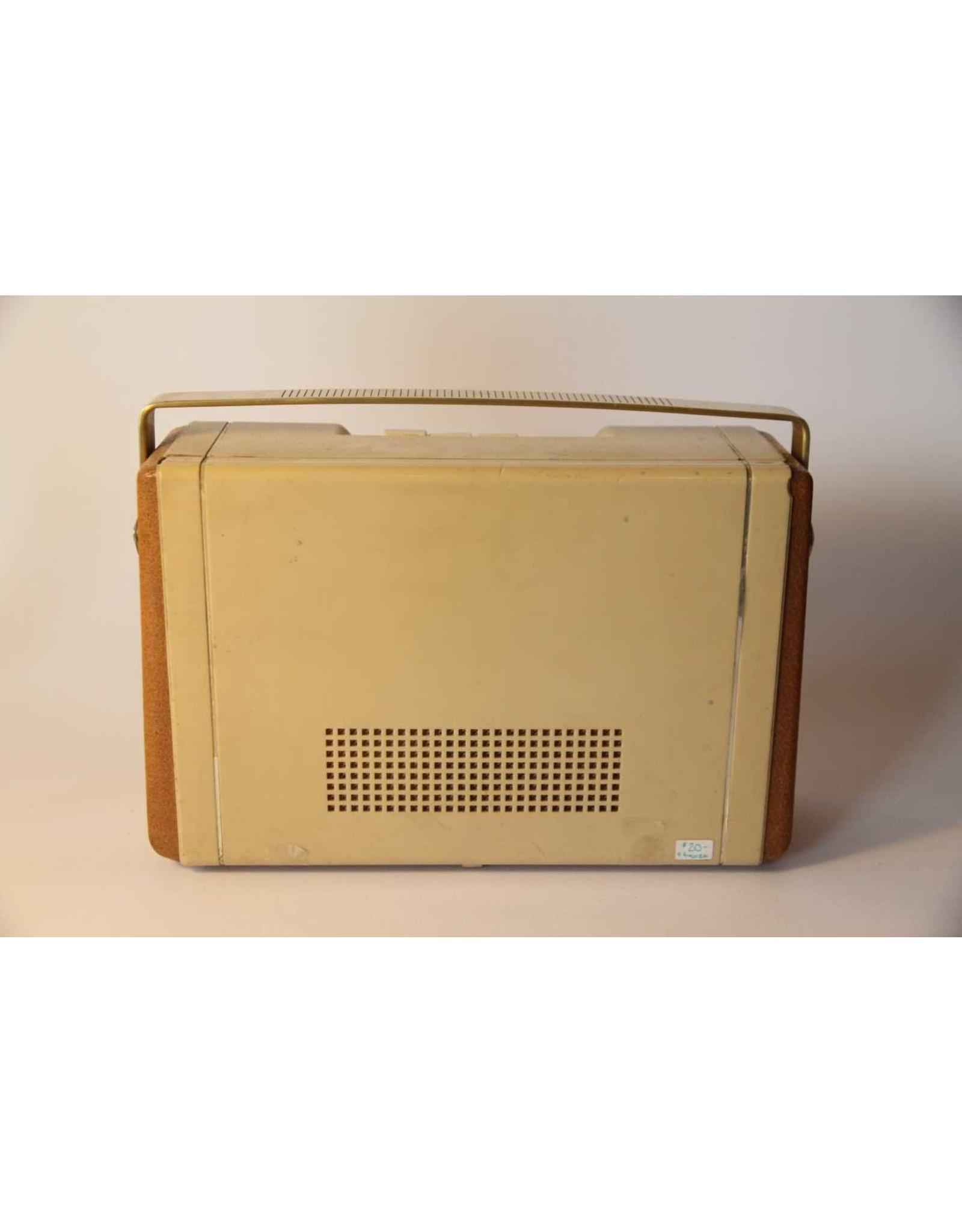 Philips radio, as is