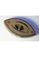 Taylor-Forbes sad iron, no handle