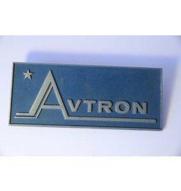 Avtron plaque