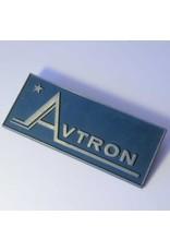 Metal plaque - Avtron Aerospace