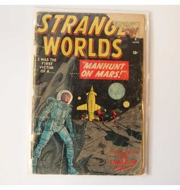 Strange Worlds, issue 4.