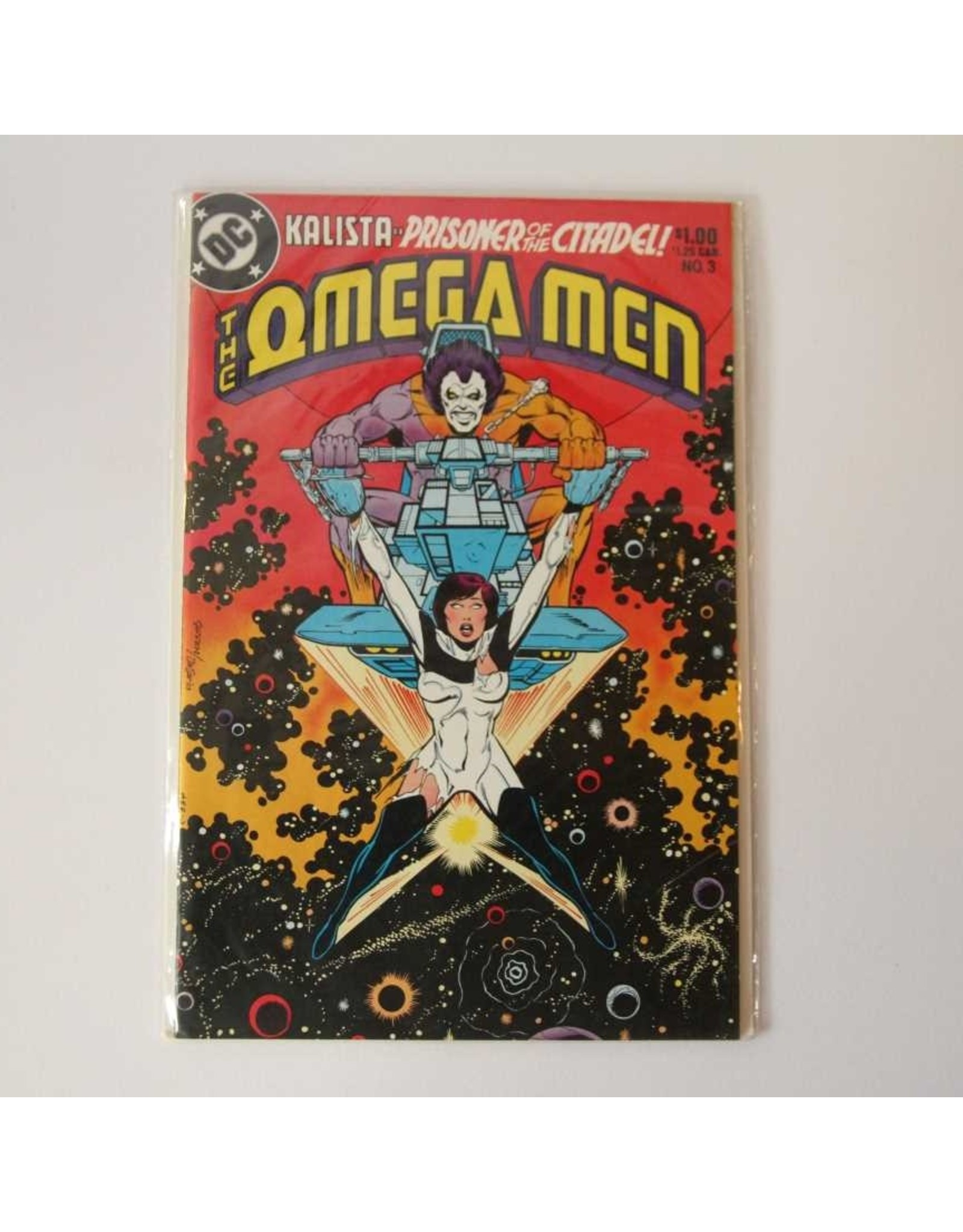 The Omega Men, no. 3