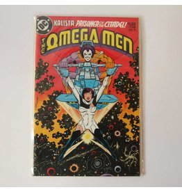 The Omega Men, no. 3