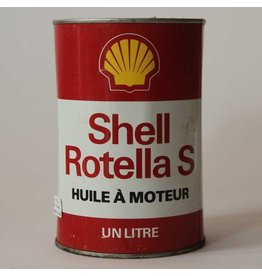 Shell Rotella S can
