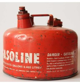Sears gasoline can