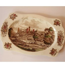 Small Johnson Brothers platter