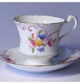 Paragon porcelain cup and saucer