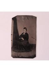 Tintype photograph - portrait, assorted