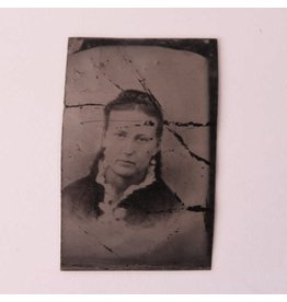 Tintype photograph
