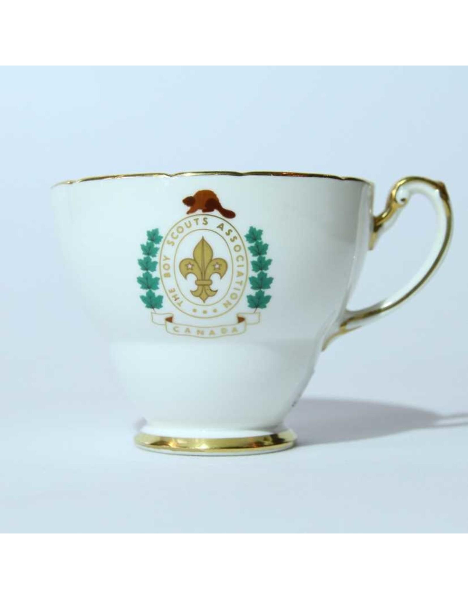 Boy Scouts Association of Canada - tea cup