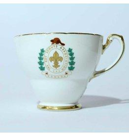 Vintage Boy Scouts tea cup