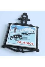 Alaska tile trivet