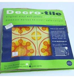 Vinyl wall tiles in box