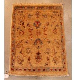 Small wool Persian carpet