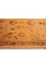 "Carpet - 2'2"" x 3', wool, Persian, light blue and beige"