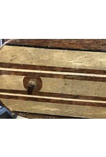 Surfboard - 1940's hollow box, with brass plug