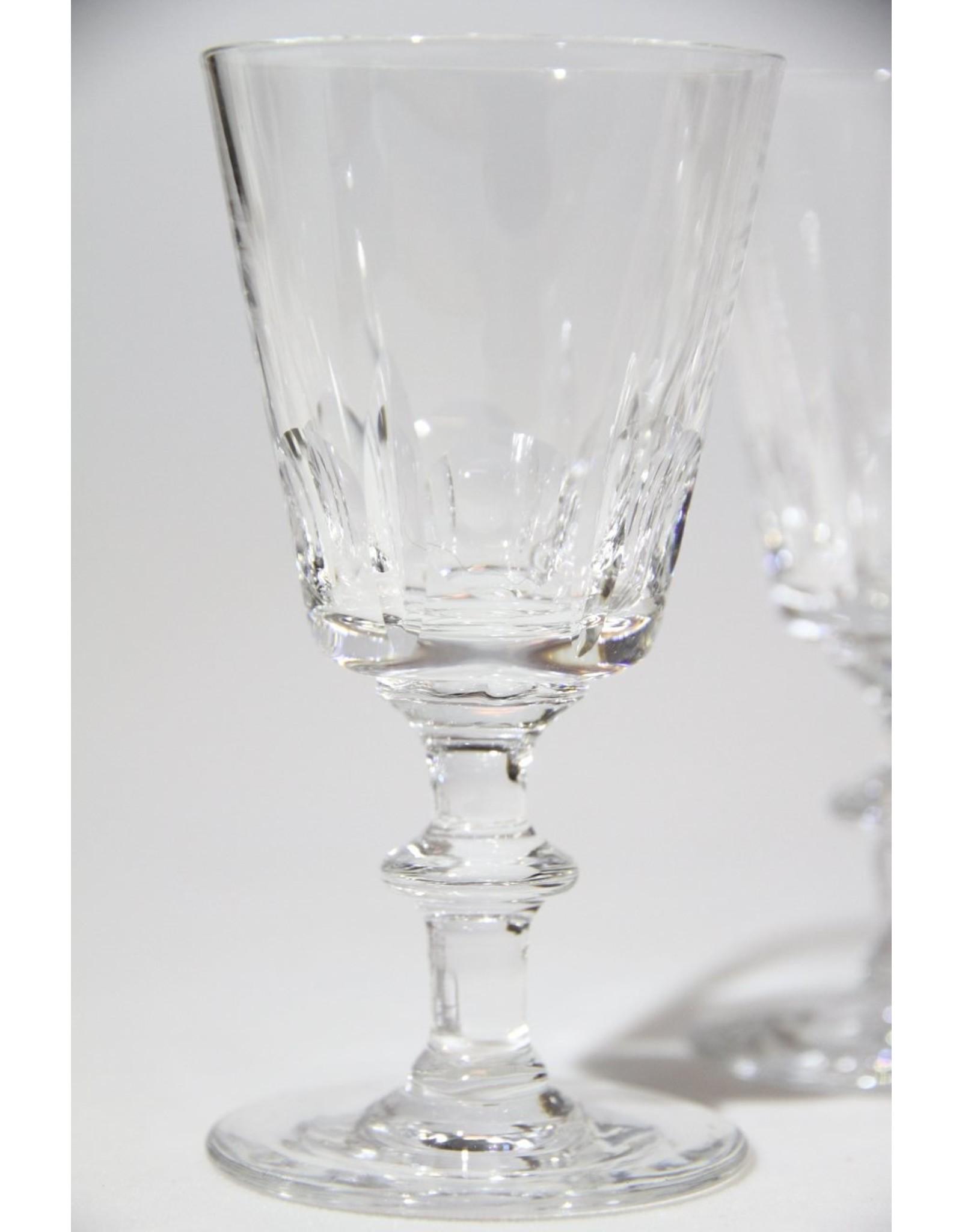 Liqueur glasses - crystal, set of 4