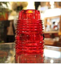 Vintage lantern shade