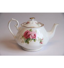 "Royal Albert ""American Beauty"" teapot"