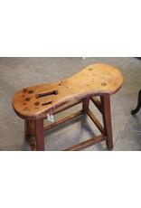 Saddle maker's bench - antique primitive