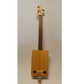 Three string guitar