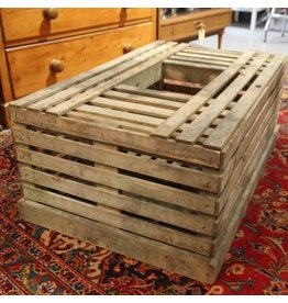 Lobster trap crate