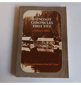 Book: Raincoast Chronicles First Five, Collector's Edition