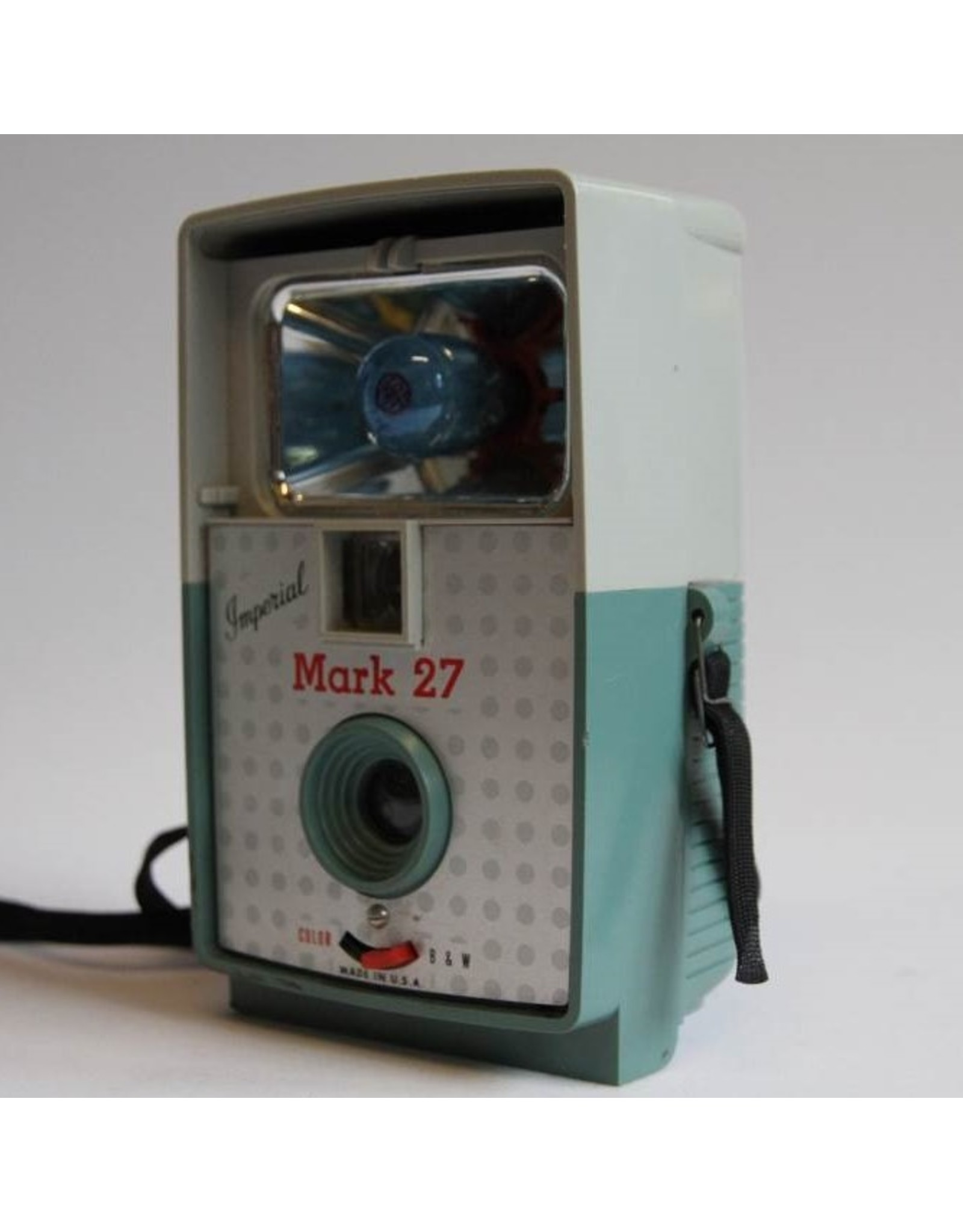 Camera - Imperial Mark 27, 1950s, missing flash cover