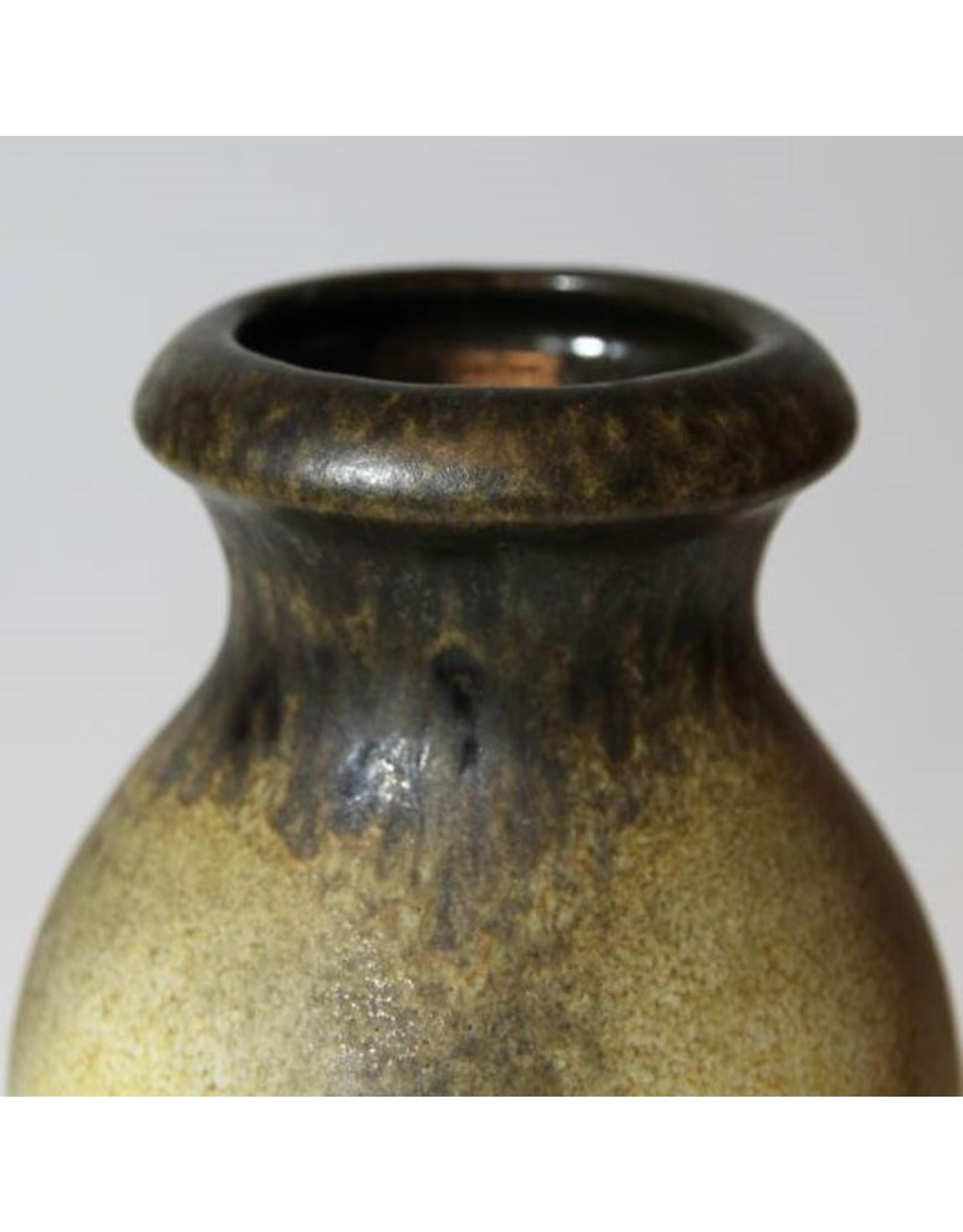 Vase - Scheurich Keramik 523-18 pottery lava mid century