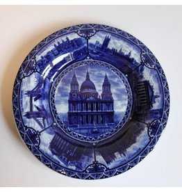 Antique collector's plate