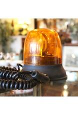 Amber emergency beacon - car top/dashboard, Britax, halogen