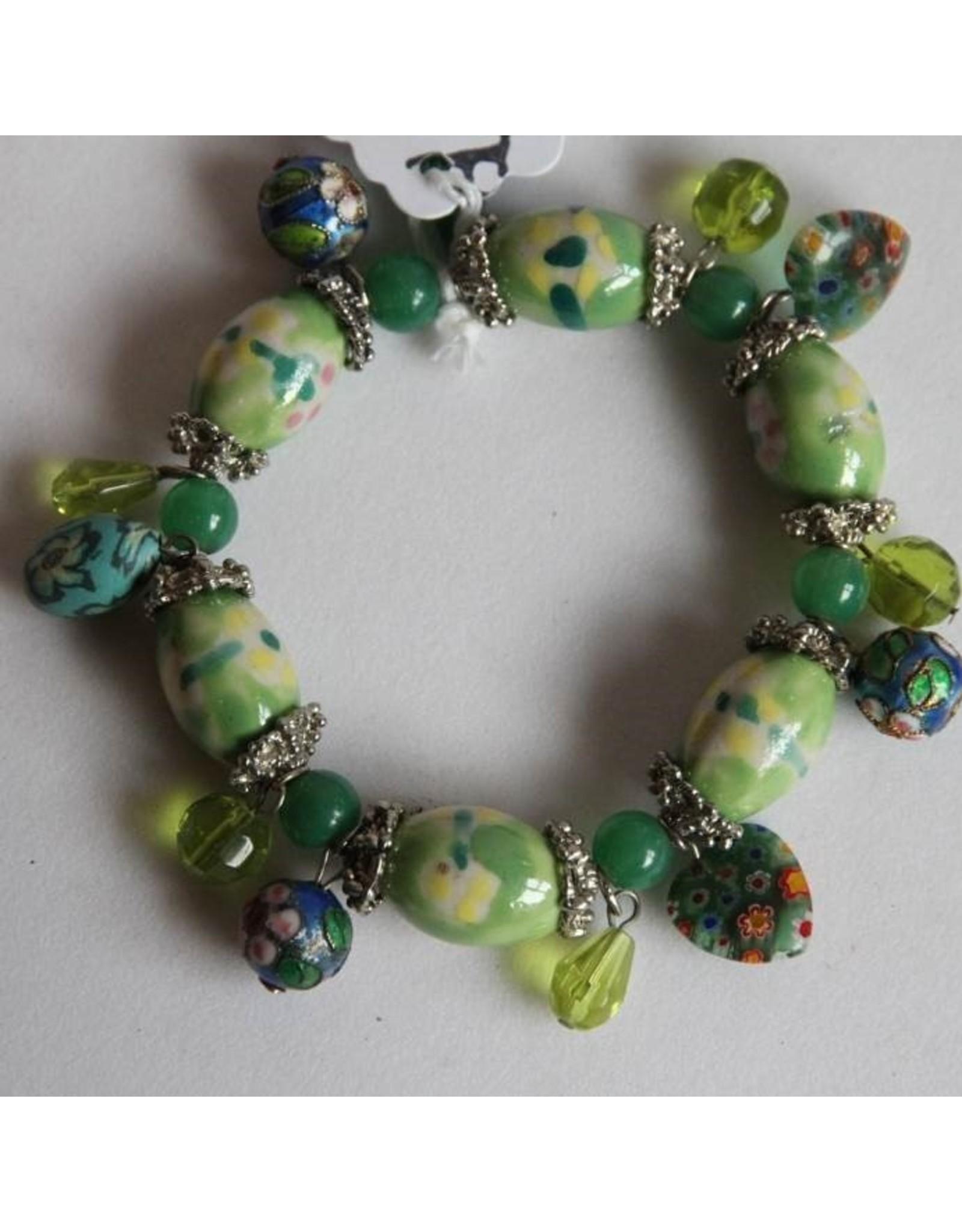 Bracelet - chunky beads