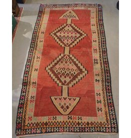 Flatweave kilim carpet