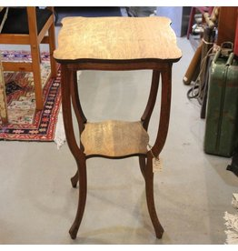 Small two tier side table