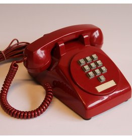 Touch tone vintage telephone