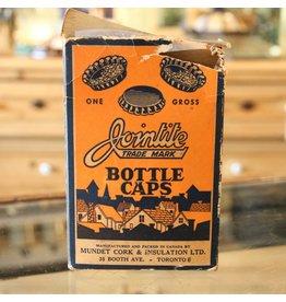 Jointite bottle caps