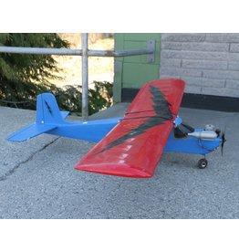 Radio control model plane