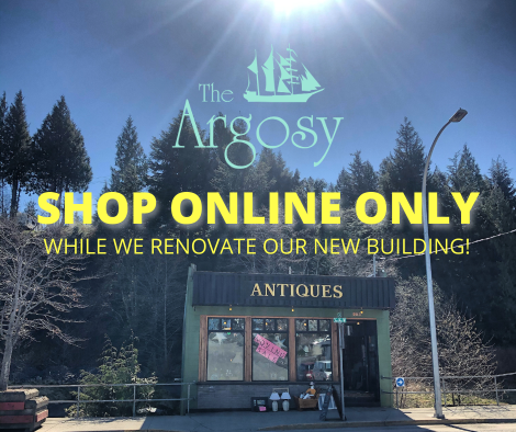 Online shopping only while we reno our new building!
