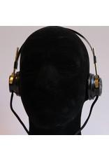 Telegraph operator's headset