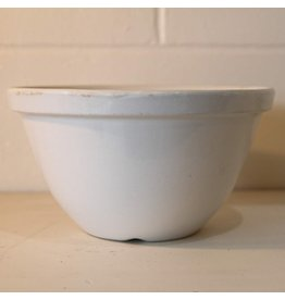 Vintage ironstone mixing bowl